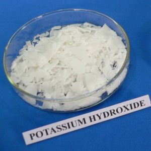 Manufacture with ISO Certificate Potassium Hydroxide 90% pictures & photos