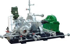 Single-Stage Back Pressure Steam Turbine (HB Series)