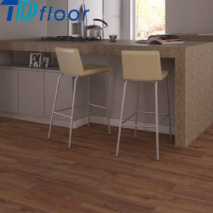 Hot Selling Durable Click Lock PVC Vinyl Flooring pictures & photos