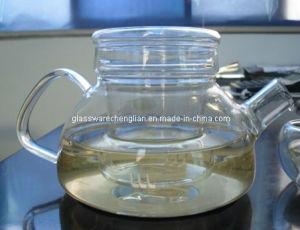 High Borosilicate Glass Pot (NRH-017) pictures & photos