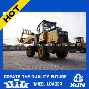 Cheap Loader Price Small Loader Backhoe Loader Mini Bulldozing Cabin Loader for Sale Zl26 pictures & photos