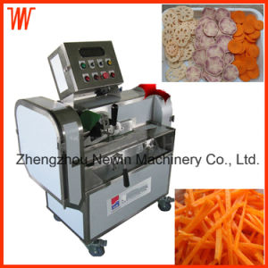 Multifunction Root and Leafy Vegetable Slicer Machine pictures & photos