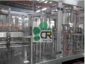 Granule Juice Filling Machine
