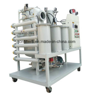 Remove Water Particles Insulating Oil Transformer Oil Regeneration Plant (ZYB-100) pictures & photos