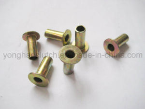 8X20mm Tubular Copper Rivets DIN7338c, Brake Lining Rivet pictures & photos