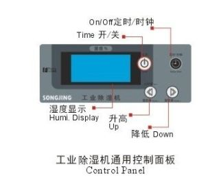 20kg/Hr Commercial Protable Dehumidifier pictures & photos