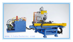CNC Hydraulic Plate Pucnhing and Drilling Machine Model PP103/Ppd103 pictures & photos