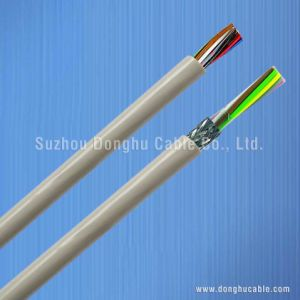 High Flexible Data Cable for Drag Chains pictures & photos