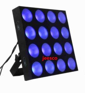 16*30W RGB 3in1 Full Color LED DOT Matrix / LED Matrix Light pictures & photos