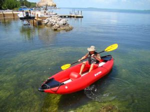 (CE) 2013 Inflatable Kayak (FLWP-252)