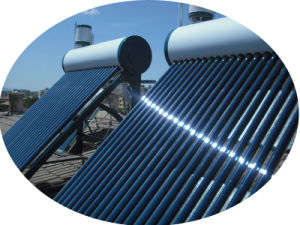 30 Tube 250l Low Pressure Solar Water Heater -Srcc,Solar Keymark,SGS,ISO.CCC.