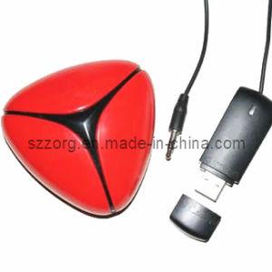 2.0 Stereo System Mouse Resonance Speaker (ZG-034)