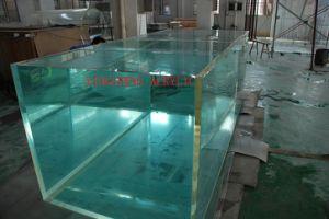 Acrylic Large Aquarium pictures & photos