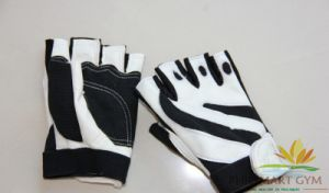 Unisex Leather Fitness Gloves for The Weight Lifting (PHH-990115) pictures & photos