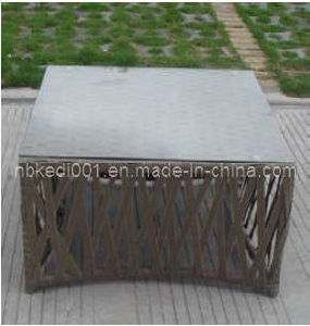 Cane Coffee Table (KDAR-001) Garden Furniture/ Wicker Furniture