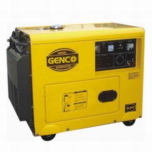 5KVA Soudproof Diesel Generator (GP6700LXB)