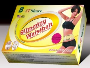 String to Thin Waist Slimming Belt pictures & photos