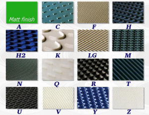 China PVC PU Conveyor Belting pictures & photos