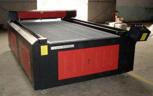 Large-Size Laser Cutting Machine for Leather/Fabric/Wood/Acrylic (FLC1325) pictures & photos