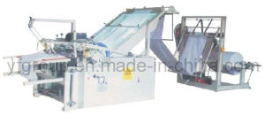 Automatic Bag-Cutting Machine Sqj II-800 pictures & photos