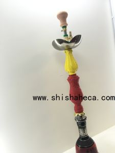 Hot Sale Zinc Alloy Shisha Nargile Smoking Pipe Hookah pictures & photos