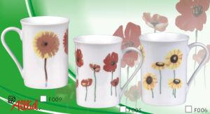 9oz Porcelain Mug, Coffee Cup (MUG05101C)
