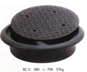 Ductilel Iron Manhole Cover pictures & photos