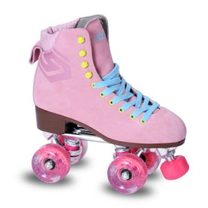Quad Roller Skate (QS-52-1) pictures & photos