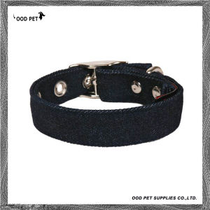 Denim Dog Collar (SPC7230) pictures & photos