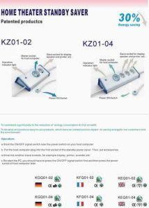 PC Socket Outlet: PC Standby Saver (KZ01-02; KZ01-04)