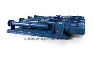 Xinglong Progressive Cavity Helical Mono Screw Pumps for Viscous Liquids pictures & photos