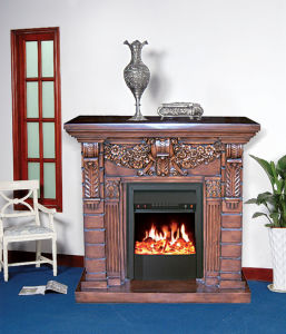 Electric Fireplace/Decoration Furniture (009A) pictures & photos