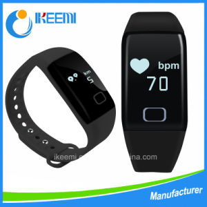 USB Bluetooth Smart Wristband with Heart Rate pictures & photos