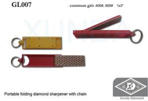 Folding Diamond Sharpening Pad (GL007)