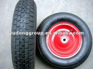 4.00-8, Rubber Wheel Wheelbarrow Wheel pictures & photos