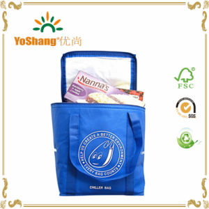 Customized Logo Aluminium Foil Non Woven Cooler Bag, Fitness Cooler Bag pictures & photos