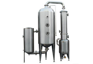Stainless Steel External Cycling Vacuum Concentration Tank pictures & photos
