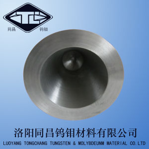 Pure Molybdenum crucible and cap pictures & photos