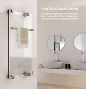 Glass Towel Warmer