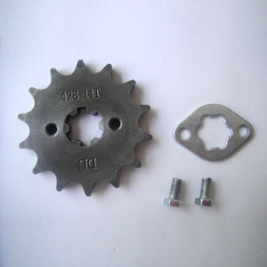 Front Sprocket 428-14t pictures & photos