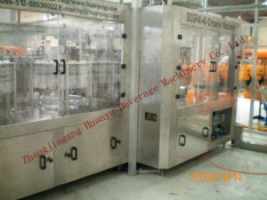 Carbonate Drink Filling Machine (DCGF40/40/12) pictures & photos