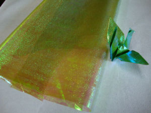 Rainbow Embossing Wrapping Film (RC-207M)