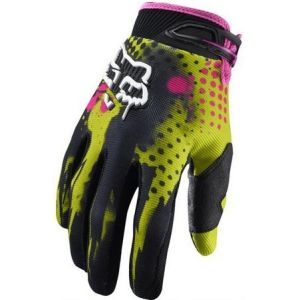 Wholesale Cross-Country Glove Anti-Skid Cycling Glove Fox with Blood pictures & photos