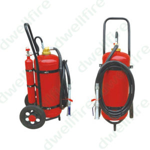 25kg Trolley Fire Extinguisher (DP-25C)