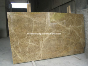 Brown Marble Light Emperador Marble Slab pictures & photos