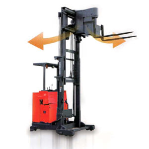 Mima 3-Way Electric Forklift (Tc) pictures & photos