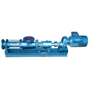 CE Approved G85-1 Waster Water Single Screw Pump pictures & photos