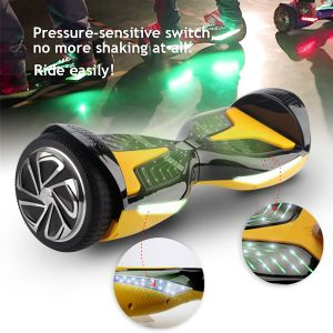 Koowheel K3 Scooter 2 Wheels Electrical Hoverboard with Inductive LED Lights pictures & photos