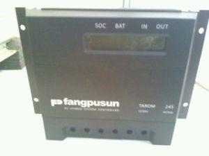 12V/24V Solar Panel Charge Controller