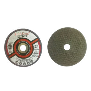 "4 ""Inch 100X1.2X16 Grinding Wheel (CUTTING STEEL) pictures & photos"